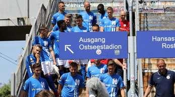 Hansa Rostock geht mit einer runderneuerten Mannschaft in die Saison der 3. Liga.