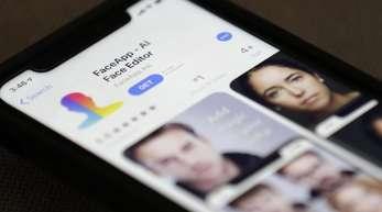 Die von Russland aus betriebene App FaceApp könnte wegen ihres Umgangs mit persönlichen Daten ein nationales Sicherheitsrisiko darstellen.