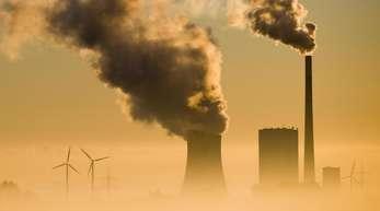 Bis 2030 will Deutschland 55 Prozent weniger Treibhausgase ausstoßen als noch 1990.