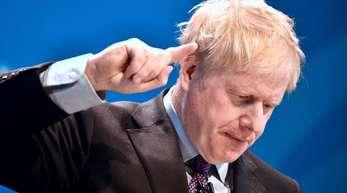 Boris Johnson, ehemaliger Außenminister von Großbritannien, ist Favorit im Rennen um die Nachfolge der britischen Premierministerin Theresa May.