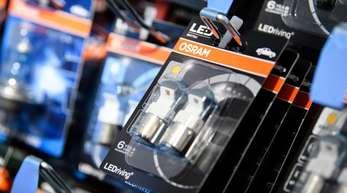 LED-Leuchtmittel der Firma Osram.