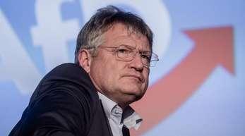 Der AfD-VorsitzendeJörg Meuthen sieht die Probleme um den rechtsnationalen Flügel der Partei vorerst gelöst.