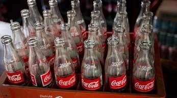 Coca-Cola konnte seinen Umsatz auf 10 Milliarden US-Dollar steigern.
