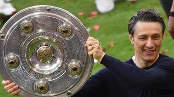 Muss mit dem FCBayern die Meisterschale verteidigen: Coach Niko Kovac.