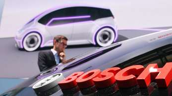 Bei Bosch seien Stellenkürzungen praktisch unausweichlich, sagt kürzlich der Vorsitzende der Bosch-Geschäftsführung, Volkmar Denner.