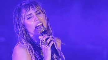 Miley Cyrus singt sich den Schmerz von der Seele.