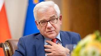 Polens Außenminister Czaputowicz über deutsche Reparationszahlungen: «Es gibt Länder, die ein Vielfaches weniger verloren haben, aber mehr Kompensation bekommen haben.»