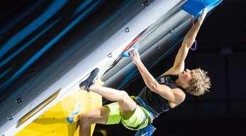 Alexander Megos hat sich für die Olympischen Spiele in Tokio qualifiziert.
