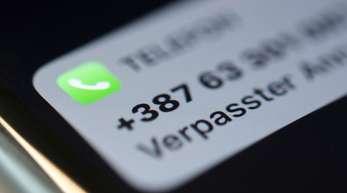 Nummern aus Bosnien und Herzegowina stehen in der Liste verpasster Anrufe. Teure Lockrufe aus dem Ausland haben auch dieses Jahr für Ärger gesorgt bei Bundesbürgern.