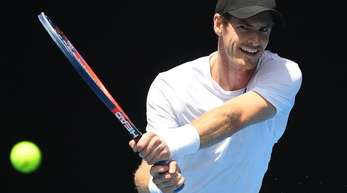 Andy Murray hat sein Auftaktmatch in Winston-Salem verloren.