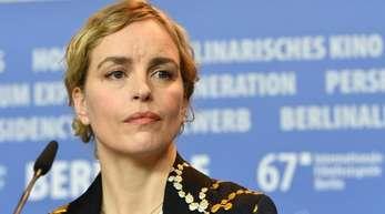 Die Schauspielerin Nina Hoss.