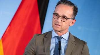 Reise nach Moskau: Außenminister Heiko Maas will den Dialog mit Russland zu vertiefen.