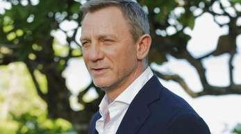 «No Time To Die»: Erneut übernimmt Daniel Craig die Rolle von «007».