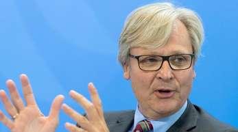 «Unter einen generellen Verdacht gestellt» - Martin Wansleben, Hauptgeschäftsführer des Deutschen Industrie- und Handelskammertages.