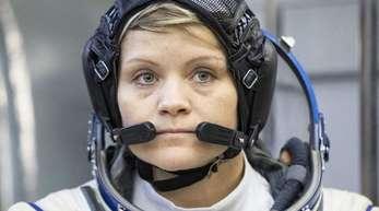 US-Astronautin Anne McClain:Erste Straftäterin im Weltall?
