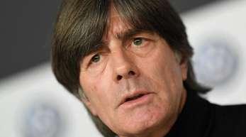 Joachim Löw wird den Kader für die Nationalmannschaft nominieren.