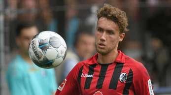 Luca Waldschmidt spielt in der Bundesliga für den SC Freiburg.