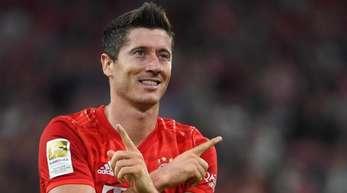 Stürmt bis 2023 weiter für den FC Bayern München: Robert Lewandowski.