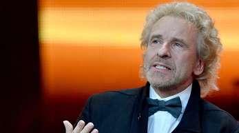 Thomas Gottschalk, Ex-«Wetten, dass..?»-Moderator, sieht für die großen Fernsehsender schwarz.