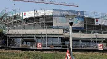 Die Beethovenhalle in Bonn bleibt bis auf weiteres Baustelle.