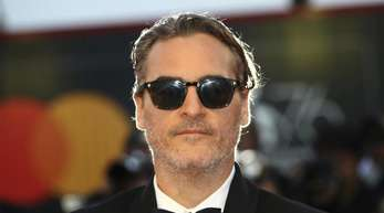 In Venedig wird Joaquin Phoenix für seine Rolle des «Joker» euphorisch gefeiert.