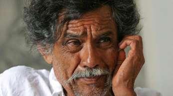 Der mexikanische Künstler Francisco Toledo (2006).