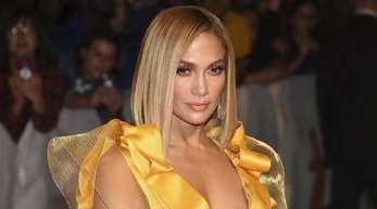 Der Schauspielerin und Sängerin Jennifer Lopez stellte in Toronto ihren neuen Film vor.