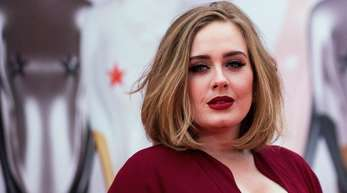 Adele bei den Brit Awards.