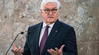 Bundespräsident Frank-Walter Steinmeier spricht der AfD das Recht ab, sich «bürgerlich» zu nennen.