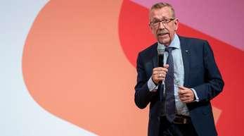 Karl-Heinz Brunner war der einzige Einzelbewerber auf den SPD-Parteivorsitz.