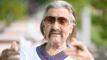 Der Designer Luigi Colani starb im Alter von 91 Jahren in Karlsruhe.