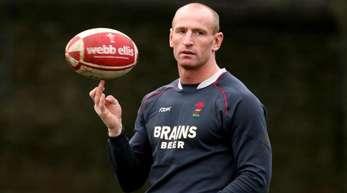 Gareth Thomas, früherer Rugby-Star, geht offen mit seiner Homosexualität und seine HIV-Infektion um.