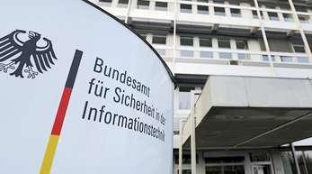 Das Bundesamt für Sicherheit in der Informationstechnik in Bonn.