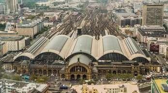 Der Hauptbahnhof in Frankfurt soll entlastet werden.