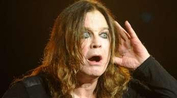 Der britische Sänger Ozzy Osbourne arbeitet wieder.