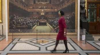 «Devolved Parliament» soll Anfang Oktober in London versteigert werden.