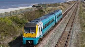 Arriva-Zug in Wales: Die profitable Tochter DB Arriva betreibt mit 53.000 Beschäftigten Busse und Regionalzüge in 14 europäischen Ländern.