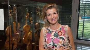 Die Musikerin Anne-Sophie Mutter wird einmal mehr ausgezeichnet.