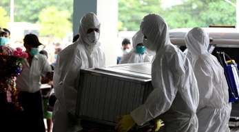 Der letzten Pandemie - der Schweinegrippe - fielen nach WHO-Angaben mehr als 18.400 Menschen in rund 200 Ländern zum Opfer.