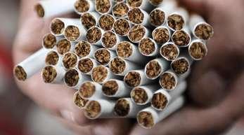 Am häufigsten wurden Zigaretten beschlagnahmt (15 Prozent), gefolgt von Spielzeug (14 Prozent).