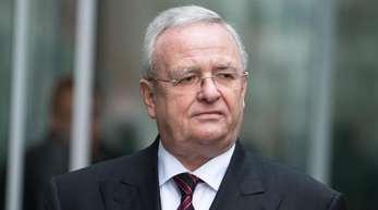 Martin Winterkorn, ehemaliger Vorstandsvorsitzender von Volkswagen.