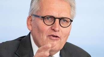 Thomas Sternberg, Präsident des Zentralkomitees der deutschen Katholiken (ZdK), will Konflikt mit dem Vatikan entschärfen.