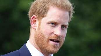 Prinz Harry reist nach Afrika.