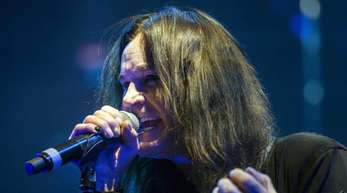 Ozzy Osbourne muss sich noch schonen.