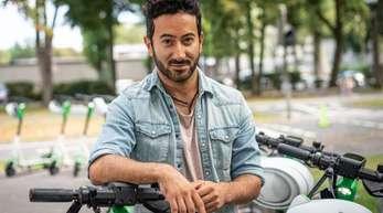 Lime-Deutschland-Chef Jashar Seyfi: «Es ist einfach eine wahnsinnige Masse an Unternehmen, die gerade versuchen, in diesem Scooter-Business mitzumischen.».