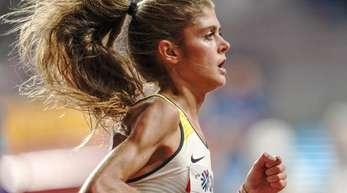 Trainiert beim Nike Oregon Project: Konstanze Klosterhalfen.