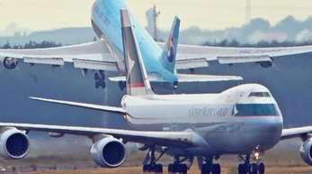 In den ersten neun Monaten dieses Jahres verzeichnete der Frankfurter Flughafen 54 Millionen Passagiere.
