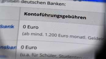 Banken und Sparkassen brechen wegen des Zinstiefs die Erträge weg.