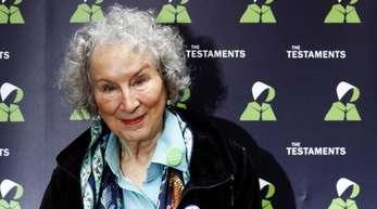 Die kanadische Autorin Margaret Atwood hat den Booker-Literaturpreis gewonnen.