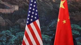 China will neue Strafzölle auf US-Exporte erheben. Über den Antrag berät der WTO-Streitschlichtungsausschuss am 28. Oktober.
